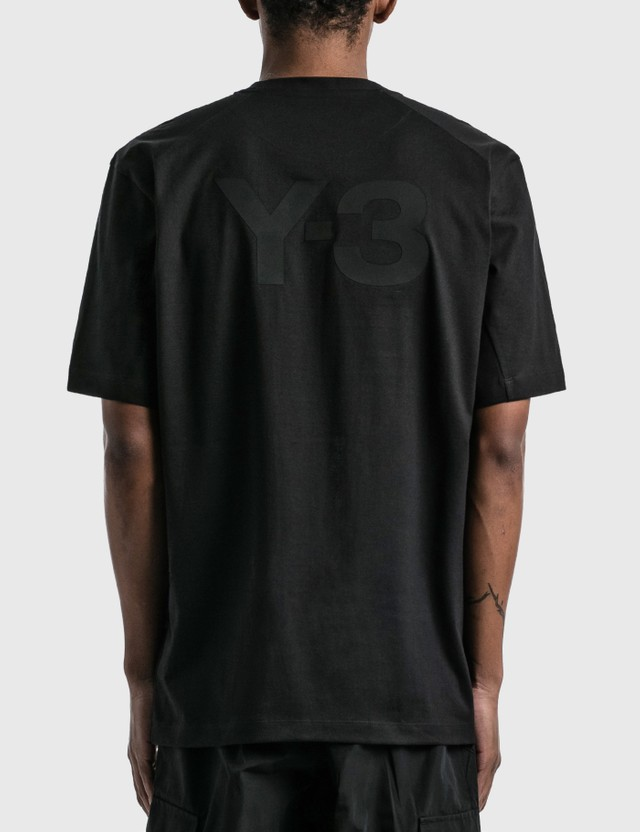Y-3 Classic Back Logo T-Shirt Black Men