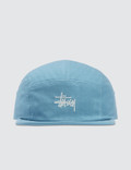 Stussy Stock Herringbone Camp Cap Picture