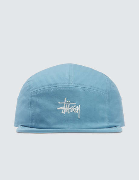 스투시 Stussy Stock Herringbone Camp Cap