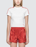 Fenty Puma By Rihanna Cropped S/S T-Shirt Picture