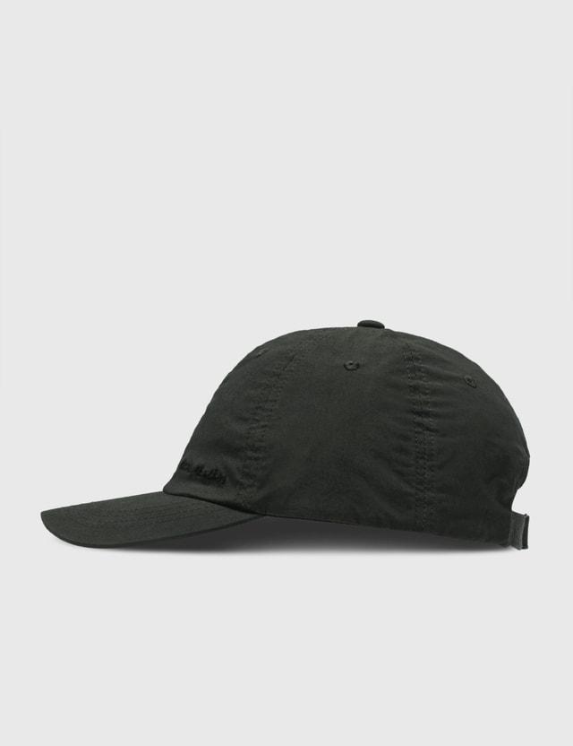 Acne Studios Cotton Baseball Cap Grey Men
