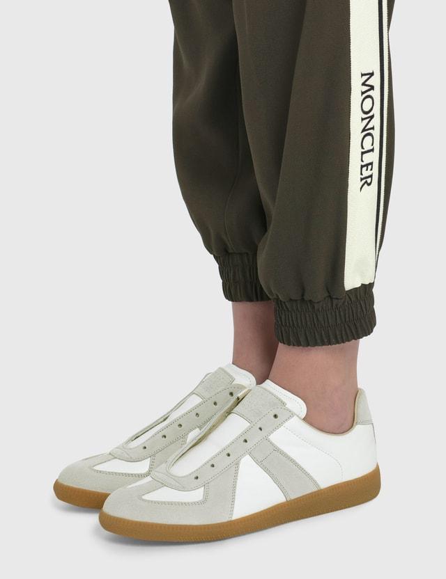 Moncler Logo Elastic Waisted Pants