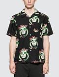 Stussy Skull Pattern Shirt Picture