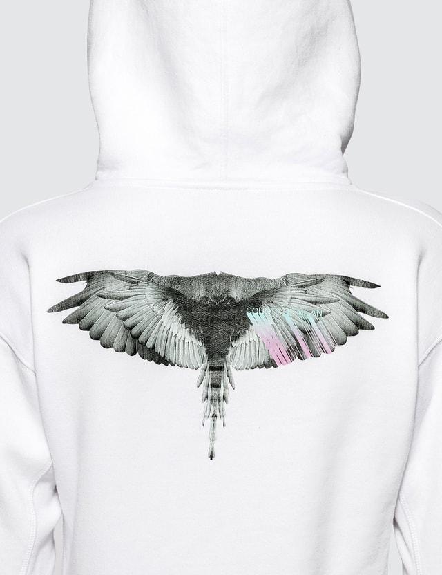 Marcelo Burlon Cm Wings Hoodie
