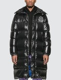 Moncler Genius Moncler Genius x Fragment Design Nylon Laque Long Down Jacket Picture