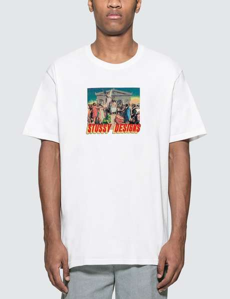 edd56340 Stussy · Zeus T-shirt