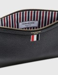 Thom Browne Small Zipper Tablet Holder