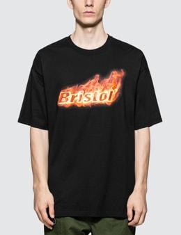 F.C. Real Bristol Fire Bristol S/S T-Shirt