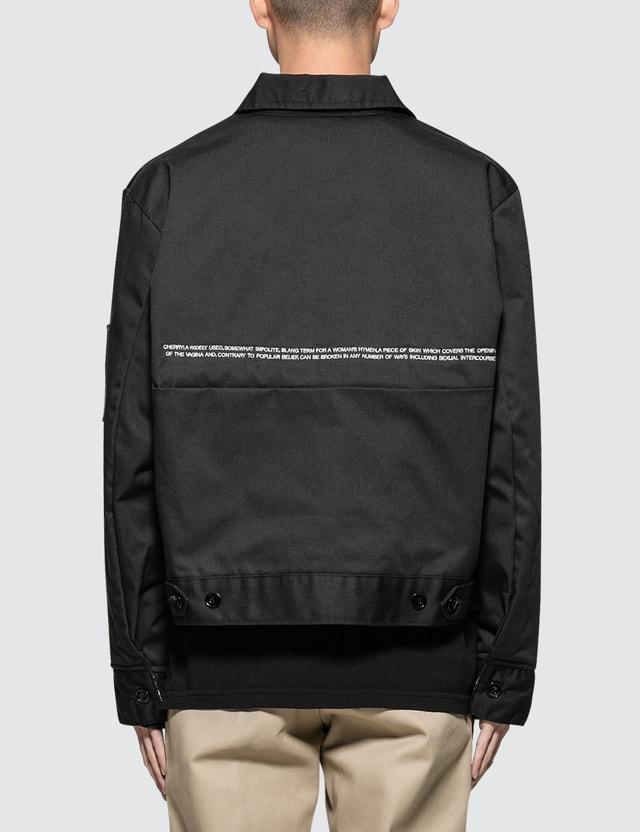 Cherry Dickies Jacket
