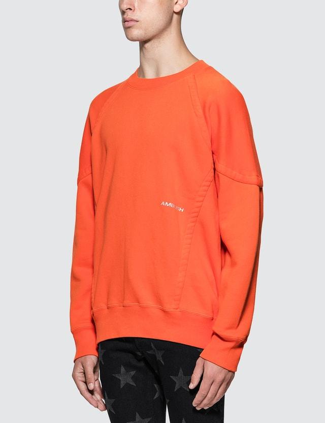 Ambush Wide Piping Sweatshirt