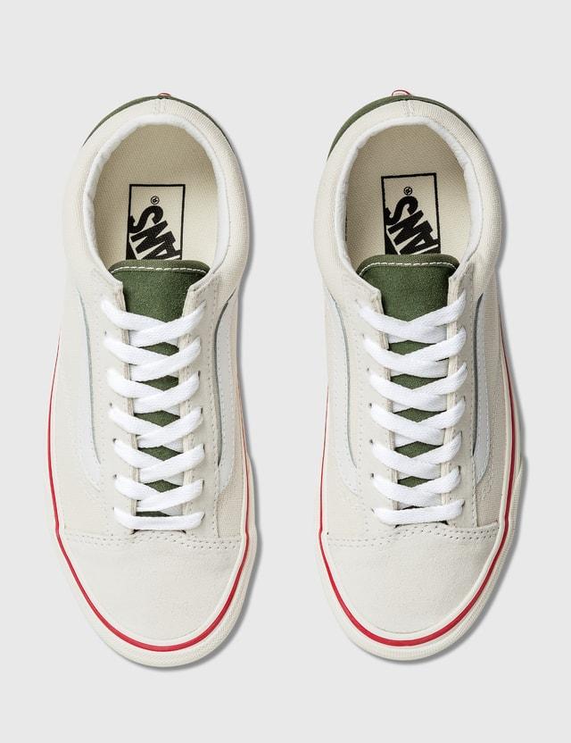 Vans Style 36 (retro Sport) Marshmallow/kombu Green Women