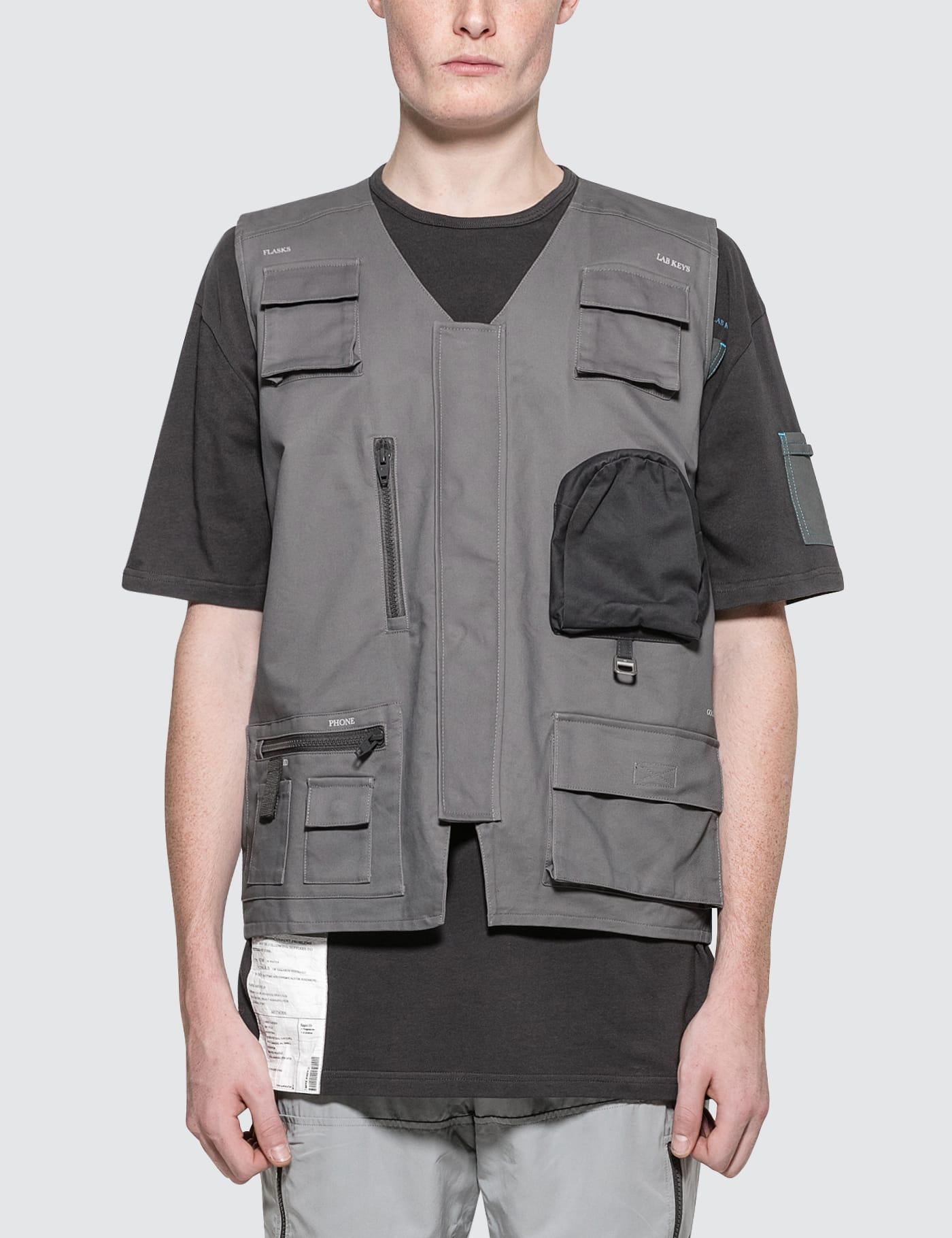 "C2H4 Los Angeles ""Workwear"" Utility Vest Picture"