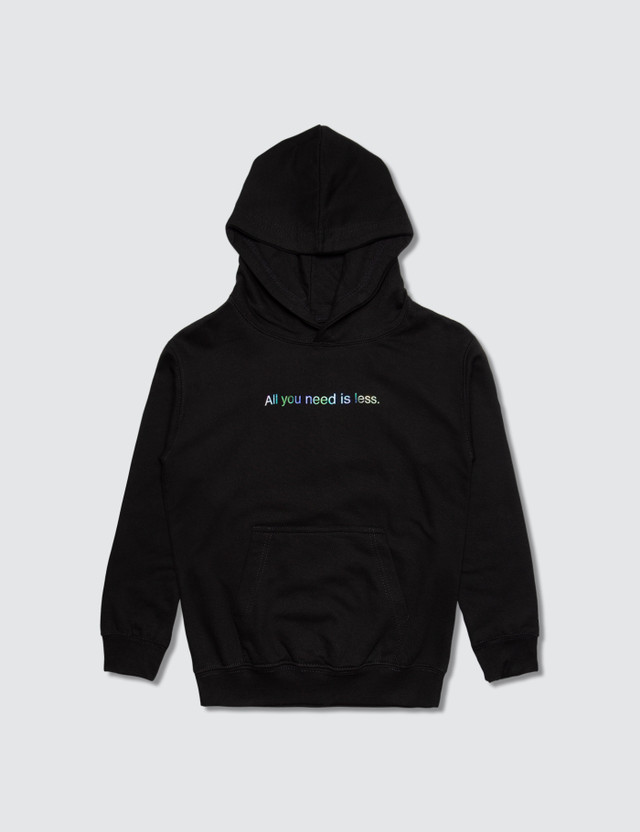 F.A.M.T. All You Need Is Less Hoodie