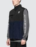 Polar Skate Co. Halberg Fleece Vest