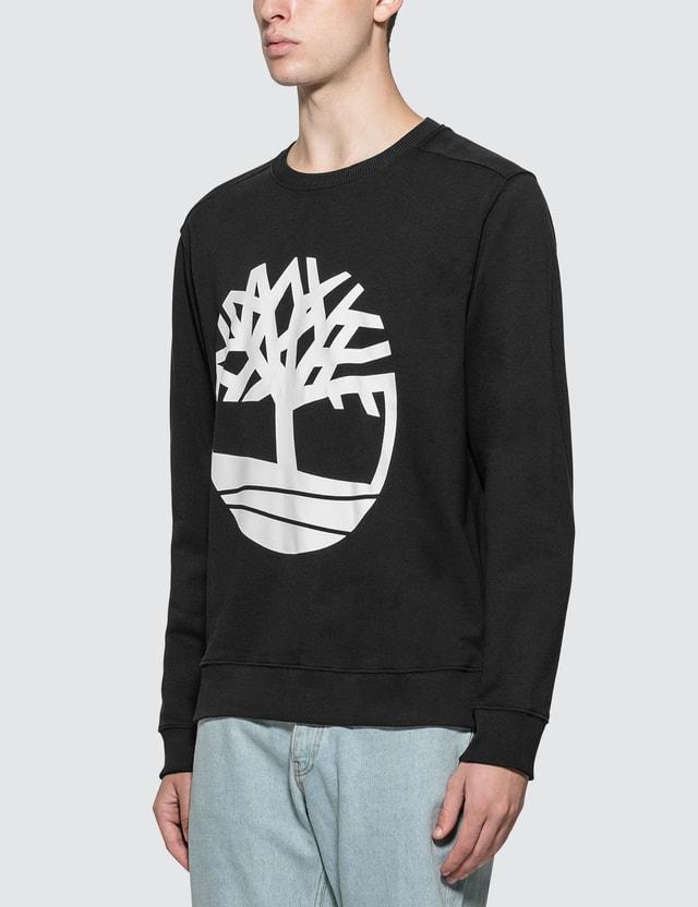 Timberland Core Tree Logo Crewneck Sweatshirt =e35 Men