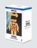 Medicom Toy Space Suit Yellow Version Be@rbrick 400% & 100% Set