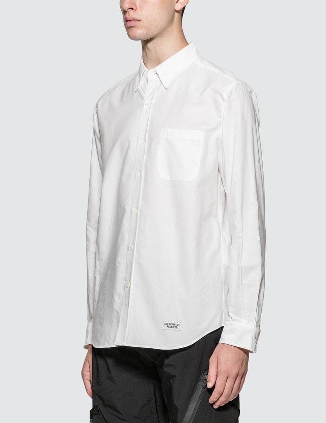 Wacko Maria Oxford B.D Shirt (Type-5)