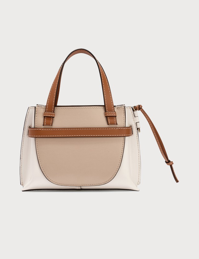 Loewe Gate Top Handle Mini Bag