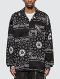 Mastermind World Bandana Vacation Long Sleeve Shirt Picture