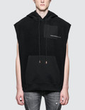 Marcelo Burlon Ali Ring Sleeveless Hoodie Picture
