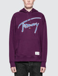 Tommy Jeans Tommy Signature Hoodie Picture