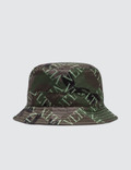 Valentino All Over Logo Bucket Hat Picture