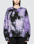 MM6 Maison Margiela Dyed Sweatshirt Picture
