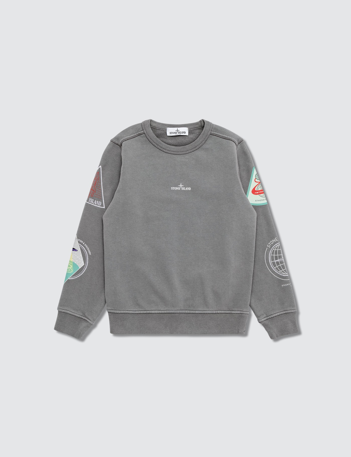Compass Logo Patch Sweatshirt (Infants)