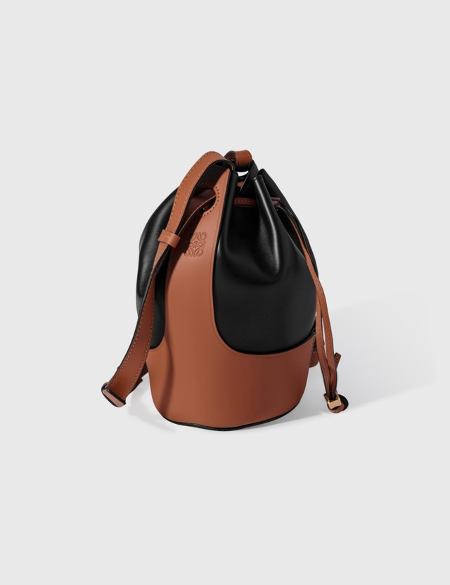 Loewe Balloon Small Bag Black/tan Women