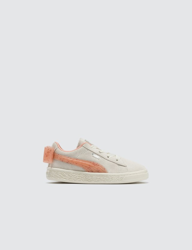 Puma Suede Jelly Bow Sneaker