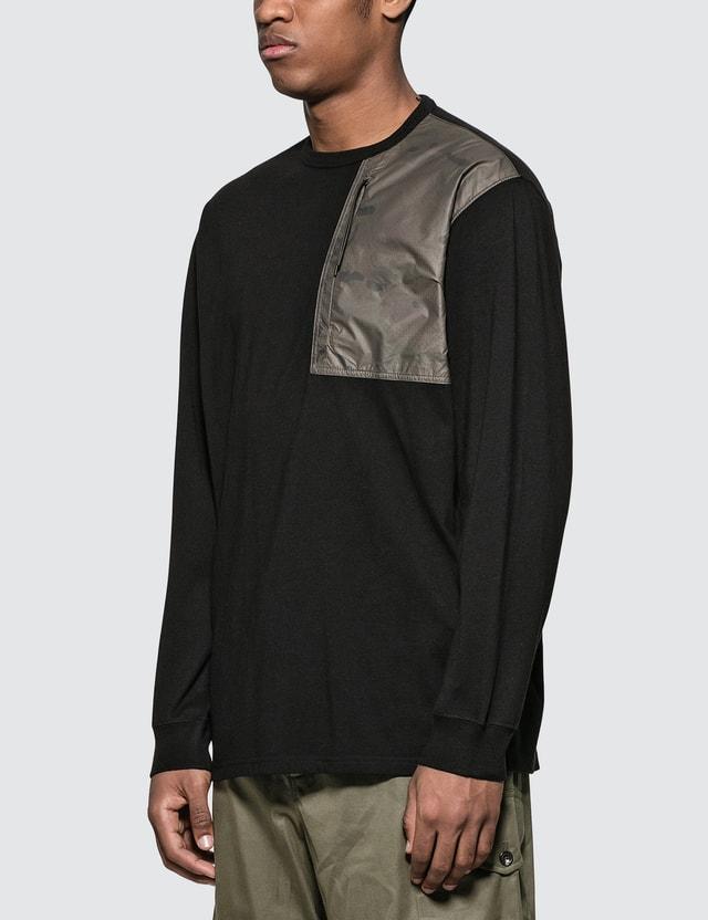 Maharishi Camo Tech Travel L/S T-Shirt