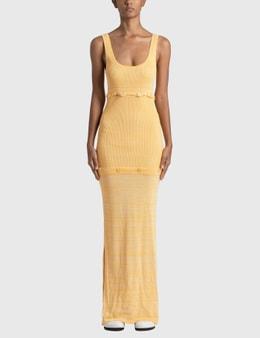 Christopher Esber Deconstruct Tank Dress