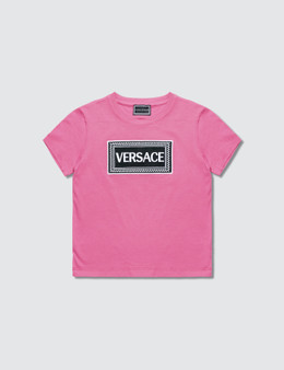 Versace Versace Box Logo T-Shirt (Kid)