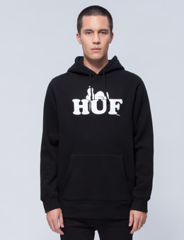 Huf Huf x Peanuts Snoopy Pullover Hoodie
