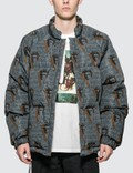 Undercover Valentino x Undercover Down Jacket With VVV Print Picture