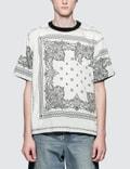 Sacai Bandana Print S/S T-Shirt Picture