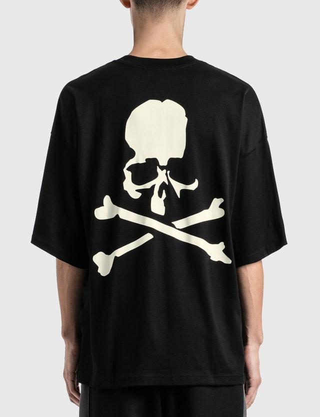 Mastermind World Hand Stitched Boxy T-Shirt Black Men