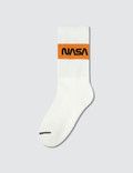 Heron Preston Nasa Cotton Rib Socks Picture