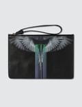 Marcelo Burlon Wings Barcode Pochette Picture