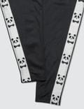 Mini Rodini Panda Wct Pants Black Kids