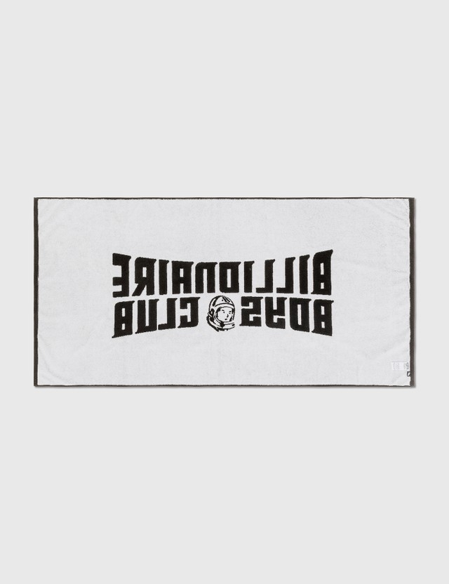 Billionaire Boys Club BB Starfield Beach Towel Black Unisex