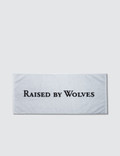 Raised By Wolves Sports Towel Picture