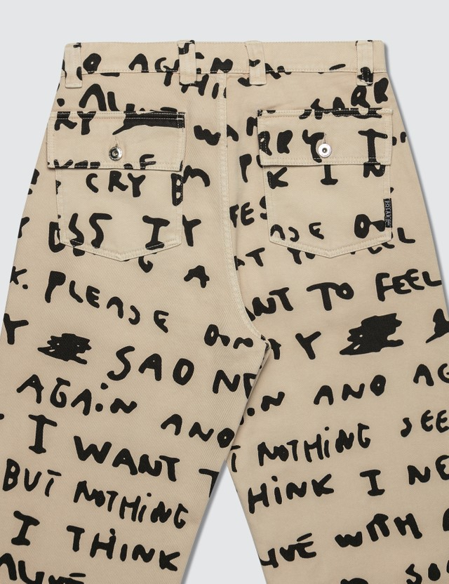 Polar Skate Co. Sad Notes 40's Pants