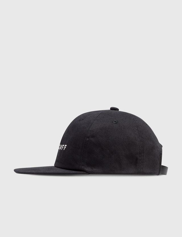 Flagstuff F-LAGSTUF-F Logo Cap Black Men
