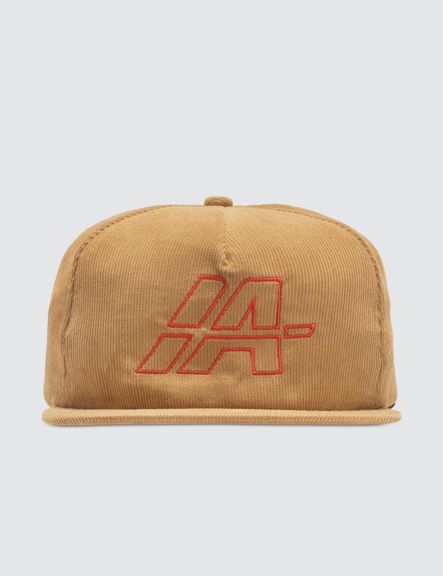 Infinite Archives Logo Corduroy Structured Hat