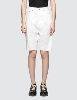 MM6 Maison Margiela Woven Shorts