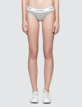 Calvin Klein Underwear Cotton Knitted Panties Picture