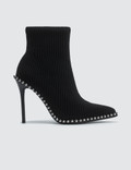 Alexander Wang Eri Stretch Plisse Boots Picture