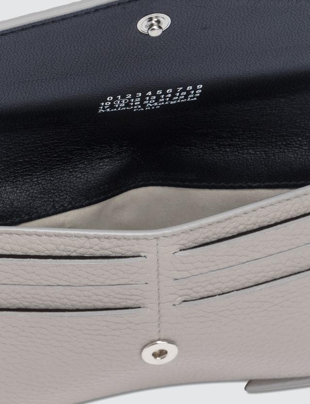 Maison Margiela Number Logo Long Wallet