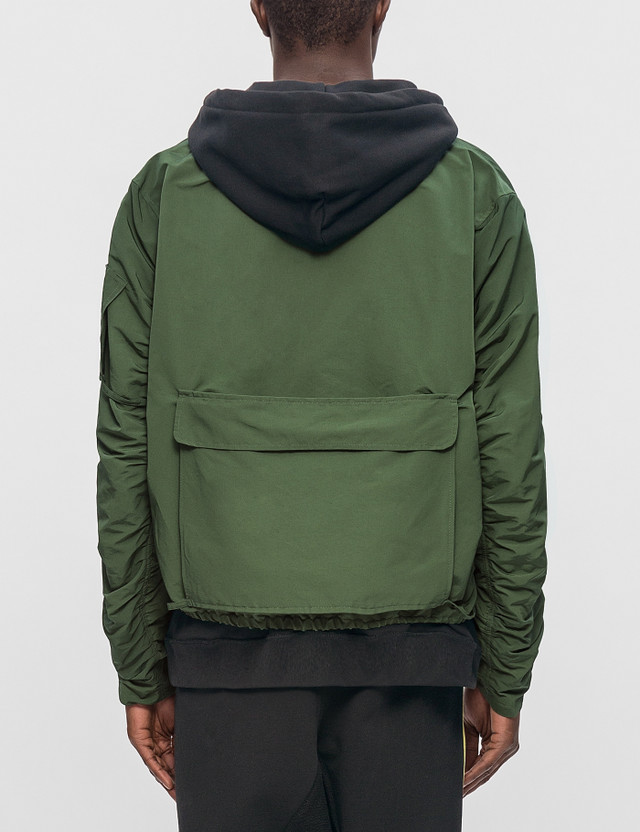 Mr. Completely Shell Bomber Jacket